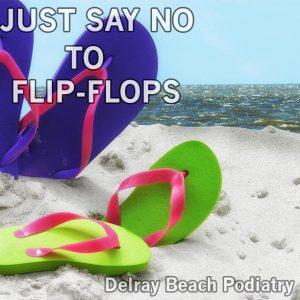 The Dangers Of Wearing Flip Flops Delray Beach Podiatry